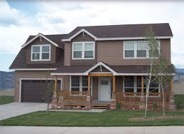 two story home two story t e development guerdon and stratford modular home