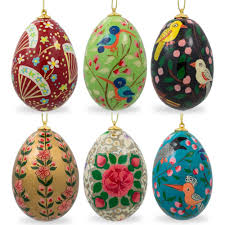 easter egg ornaments russian doll christmas tree decorations christmas lights decoration