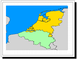 belgium and netherlands map baarle nassau and baarle hertog