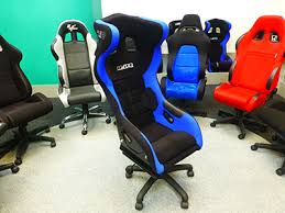Racing Seat Desk Chair Extreme Racing Office Chairs Fia Full Support Office Seats Gsm