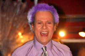 is richard simmons being controlled by black magic dish nation
