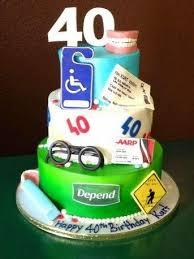 40th male birthday cake ideas a birthday cake