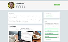 html5 website template free free responsive website template for developers