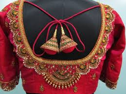 wedding blouses blouse designs for wedding silk sarees bridal blouses hyderbad