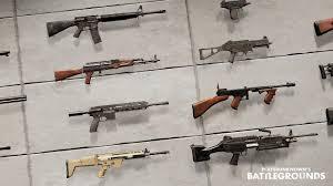 pubg new weapons playerunknown s battlegrounds