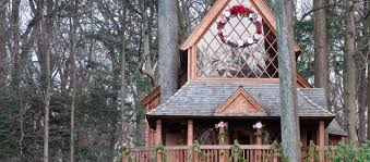 treehouse hotel pennsylvania canopy cathedral longwood gardens