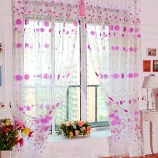 wellness red drapes tags purple gray curtains scarf valance