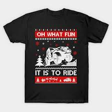 jeep christmas shirt jeep sweater christmas oh what fun it is to ride t shirt uk