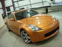 Nissan 350z Orange - kaminaricelica07 2003 nissan 350z specs photos modification info