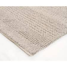 orange and grey area rug chunky hand braided grey felted wool floor area rug free shipping