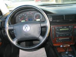 2001 volkswagen passat information and photos zombiedrive