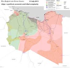 Algeria World Map Libya U2013 Political Economic And Tribal Complexity The Maghreb