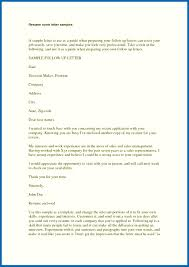 cover letter for resumes exles resume cover letter exles sle cover letter for resume
