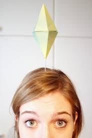 plumbob headband halloweek sims plumbob charline has a