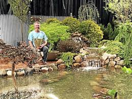 aquascapes of ct flowers seminars in full bloom at ct flower garden show in