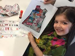 kids arts and crafts best creative ideas for kids draw and dress