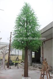 wholesale 3m white artificial pine tree for outdoor indoor