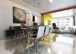 yellow modern decor 2 interior design ideas