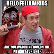 Kids Meme - hello fellow kids meme generator