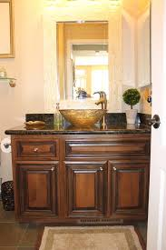 Reface Bathroom Cabinets by Blooming Bathroom Cabinet Refacing With