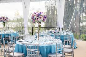 choose right wedding centerpieces for round table