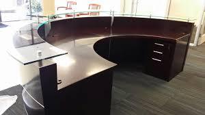 Custom Made Reception Desk Custom Made Small Half Circle Dining Table Ecustomfinishes Desk