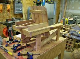 Homemade Adirondack Chair Plans Workbench Chair Plans Log Furniture Plans Biantable Building The