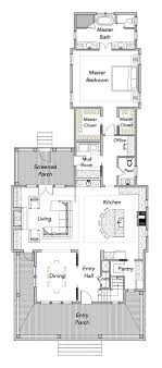 house plans narrow lot coastal house plans with wrap around porch elevators porches and