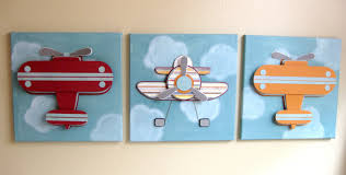 decoration design kid bedroom fancy image of baby airplane boy bedroom decoration