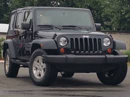 used jeep wrangler for sale in ma jeep wrangler unlimited x 2008 in springfield amherst