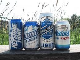 keystone light vs coors light drinking the bottom shelf cheap light beer serious eats