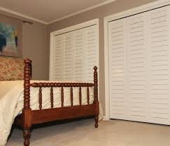 painted white louvered closet doors easy and quick louvered