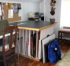 Dining Room Craft Room Combo - best 25 art studio organization ideas on pinterest art supplies