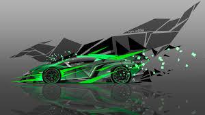 Lamborghini Veneno Black - 4k lamborghini veneno side super abstract car 2015 el tony