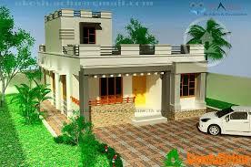 Single Floor Kerala Home Design 1250 Sq Ft