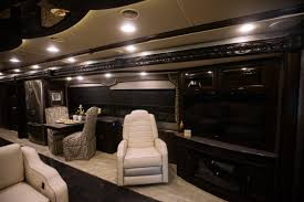 photos the swankiest rvs at the seattle rv show seattle refined