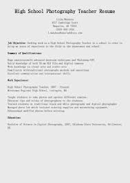 Photography Resume Example by Resume Addendum Resume For Your Job Application