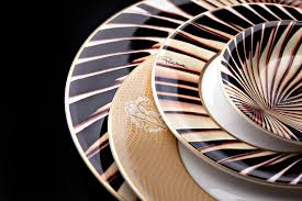 roberto cavalli home luxury tableware