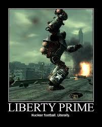 Liberty Prime Meme - liberty prime is online meme by equestrian e memedroid