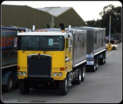 kw cabover new cabover kenworth k108 truck and quad dog tippers melbo u2026 flickr