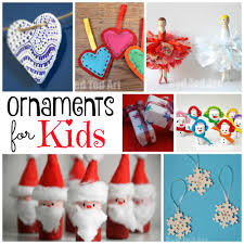 christmas decorations ideas for kids to make