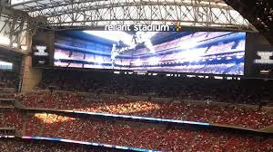 Houston Texans Stadium by Houston Texans New Screen Board 3 Of 3 Youtube