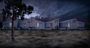 Flat Pack Homes Usa by Modular Gomos Homes Can Be Assembled In Three Days Flat