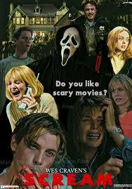 film horror wes craven wes craven s scream 1996 horror movie slasher edit by mario frias