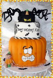 Halloween Decorated Cakes - 2143 best halloween cupcakes cakes brownies images on