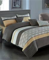 Grey And Yellow Comforters Grey And Yellow Comforter Sets Shopstyle