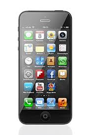 apple iphone 5 cellphone 16gb black at t cell