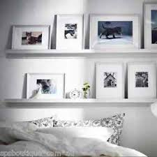 Ikea Picture Ledge Ikea Picture Ledge Floating Shelf Spice Rack Wall Photo 75cm White