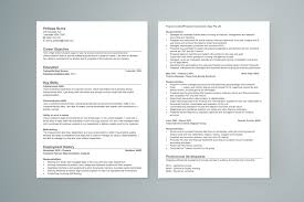 Job Skills In Resume by High Student Sample Resume Career Faqs