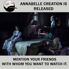 Creation Memes - dopl3r com memes annabelle creation is released mention your